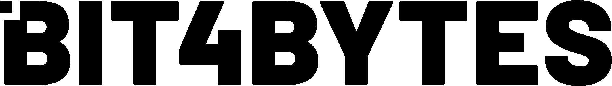 Bit4bytes logo